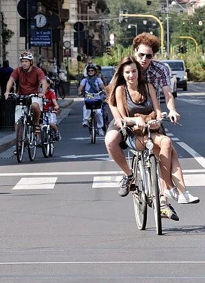 bici cicloitalia foto